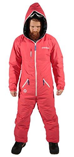 oneskee-original-rosso-xl-tute-invernali-da-sci-e-snowboard-materiale-impermeabile