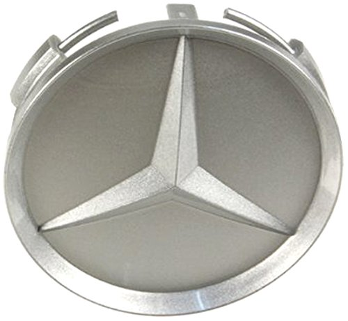 OES Genuine Center Cap for select Mercedes-Benz models (1996 Mercedes Benz S320 compare prices)