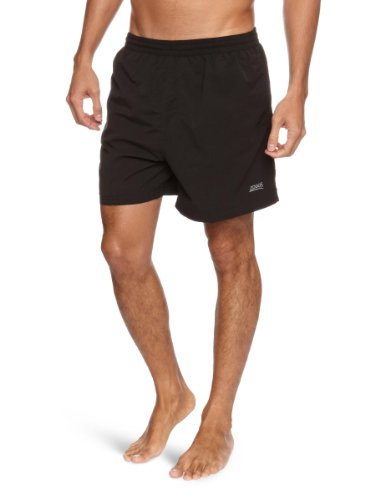 ZOGGS Penrith Men's Shorts - Black, Medium