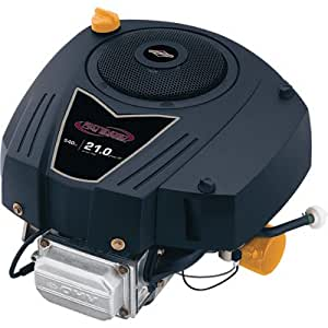 Briggs & Stratton Intek Vertical OHV Engine with Electric Start - 540cc, 1in. x 3 5/32in. Shaft, Model# 331977-0001-G1
