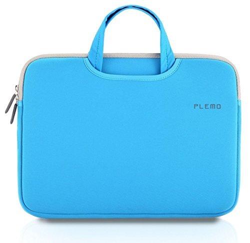 Laptop Case, PLEMO MacBook Pro Sleeve, 15 - 15.6 Inch Laptop Sleeve Briefcase Bag Cover for Notebook Computer / MacBook Pro / Ultrabook / Chromebook