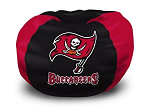 Northwest Tampa Bay Buccaneers Bean Bag Chair - Tampa Bay Bucanneers One Size by Northwest