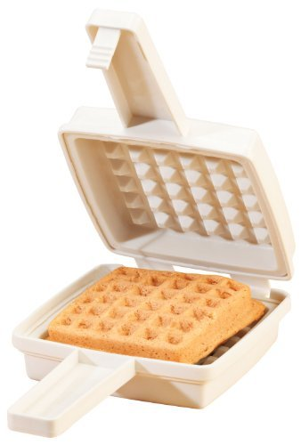 Miles Kimball Microwave Waffle Maker (Mile Maker compare prices)