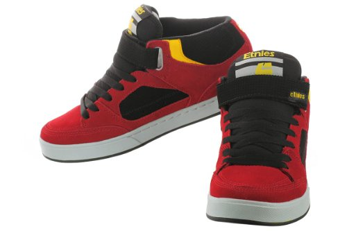 Etnies Number Mid 4102000066604 Men's Performance Motorcross Skateboarding Shoes