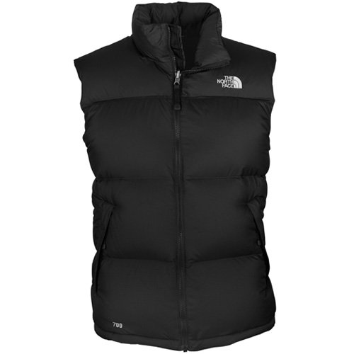 The North Face Nuptse Vest - TNF Black