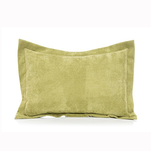 Sweet Potato Uptown Traffic Large Sham Bedding Set, Avocado