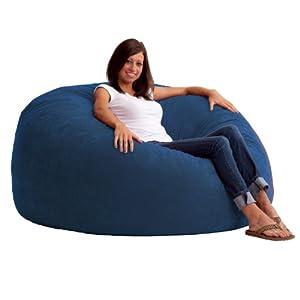 Comfort Research  King Fuf in Comfort Suede, Blue Sky