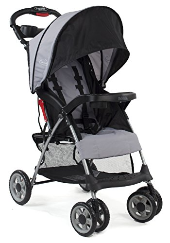 Find Discount Kolcraft Cloud Plus Lightweight Stroller, Slate