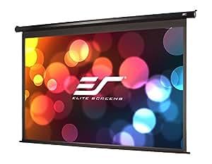 Elite Screens VMAX2 Series, 106-inch Diagonal 16:9, Electric Drop Down Projection Screen, Model: VMAX106UWH2