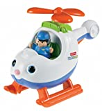 Fisher-Price X2157 Little People Spin 'n Fly Helicopter
