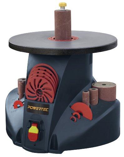 POWERTEC-OS1400-14-Oscillating-Spindle-Sander