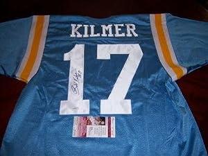 Autographed Billy Kilmer Uniform - Ucla Bruins Jsa coa - Autographed NFL Jerseys by Sports+Memorabilia
