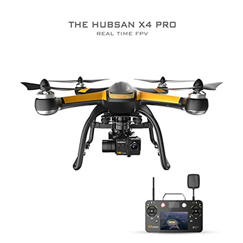 Hubsan X4 Pro H109S 5.8G FPV 1080P HD Camera 3 Axis Gimbal GPS RC Quadcopter