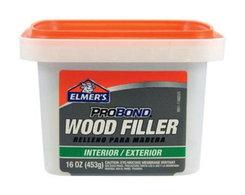 ELMERS Stainable Wood Filler, 1 Pint