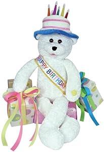 "Chantilly Lane 19"" Birthday Bear Sings ""Happy Birthday"" by Chantilly Lane"