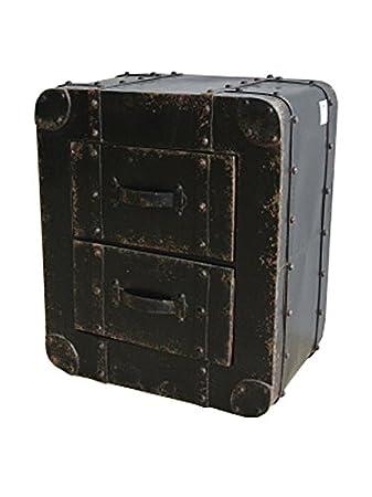 Due cassetti armadi in metallo