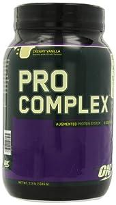 Optimum Nutrition Pro Complex 1000 g Vanilla APS60 Protein Powder