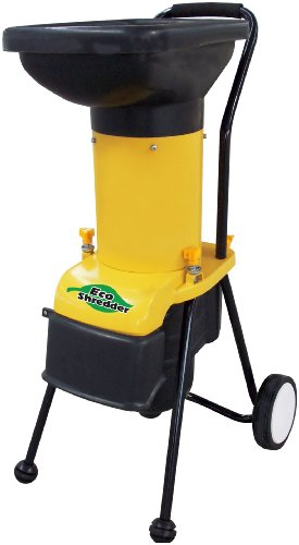 Eco-Shredder ES1600 14 amp Electric Chipper / Shredder / Mulcher
