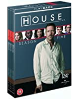 House Season 5 [DVD]