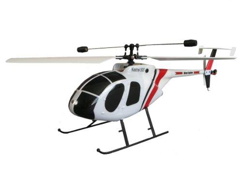 Bilder von Nine Eagles 25036 - Kestrel 500SX 4-Kanal RC Hubschrauber 2,4 GHz inklusive Fernsteuerung