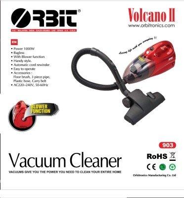 Orbit Volcano-II Vacuum Cleaner