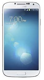 Samsung Galaxy S4 L720 Sprint Wireless No-Contract 4G LTE Smartphone w/ 13MP Camera - White