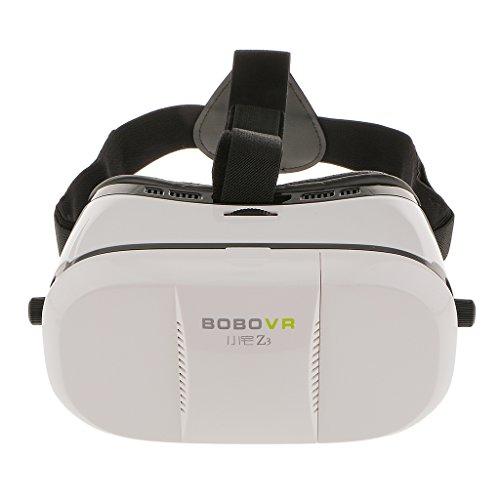 """BOBOVR Xiaozhai Z3 3D Virtual Reality Xiaozhai Z3 VR Movie Game Glasses For Phone 4~6"""""""