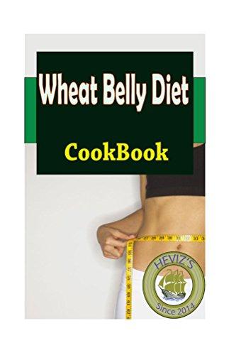 Premium Wheat Belly Diet. Over 100 Healthy Diet Recipes cookbook, low cholesterol diet, diabetes, diabetes diet, weight loss, weight loss diet by Heviz's