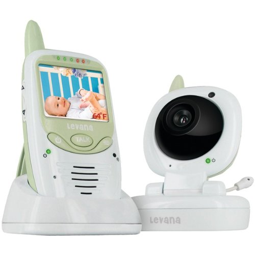 Levana Wireless Video Baby Monitor front-923639