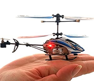 Remote Control Helicopter - Mini Gyro Zoomer RC Helicopter - Worlds Smallest Gyro Helicopter!