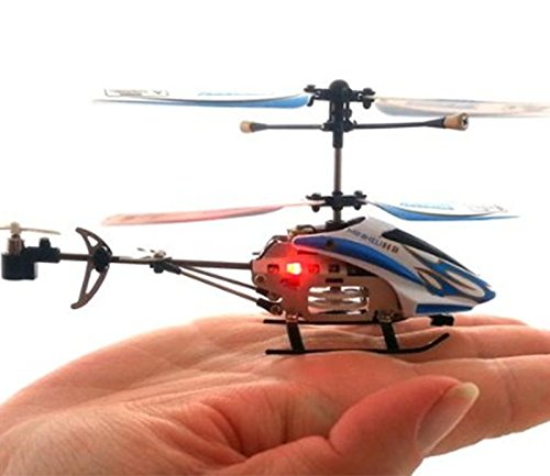 Remote Control Helicopter - Mini Gyro Zoomer RC Helicopter -