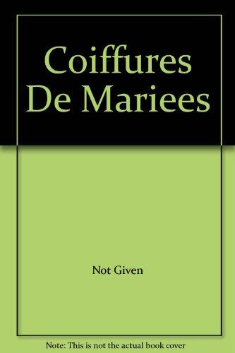 Coiffures De Mariees PDF