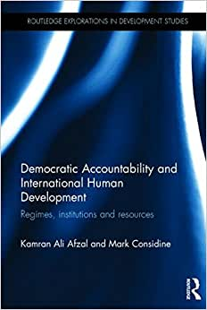 Democratic Accountability And International Human Development: Regimes, Institutions And Resources