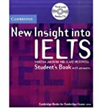 img - for New Insight into IELTS: Student's Book Pack with answers and CD (Paperback) - Common book / textbook / text book