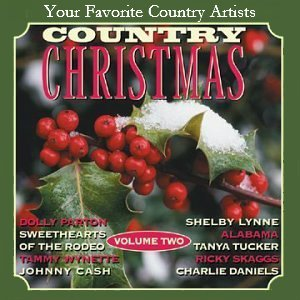 Your Favorite Country Artists: Sony Country Christmas Compilation Vol 2 by Winter Wonderland - Willie Nelson, Jingle Bells - George Jones, If We Make It Through December - Merle Haggard, The Christmas Song (Chestnuts Roasting On An Open Fire) - Randy Travis and Here Comes Santa Claus - Gene Autry