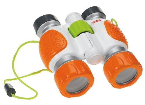 Fisher-Price Kid Tough Explorers Binoculars