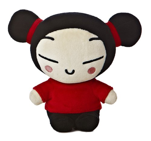 "Aurora World Pucca 5"" Plush - 1"
