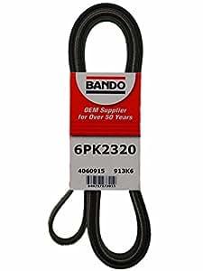 Amazon.com: Bando 6PK2320 OEM Quality Serpentine Belt: Automotive