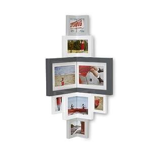 Umbra Empire 12-Opening Inside Corner Wall Frame