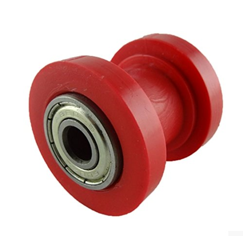 Chain Rollers Pulley Chain Tensioner 10mm for Motorized Pit Bike Motorcycle (Motorized Bike Chain Tensioner compare prices)