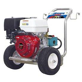 Pressure Washer - 13hp, Honda Gx Engine, Cat Pump: Kitchen & Dining