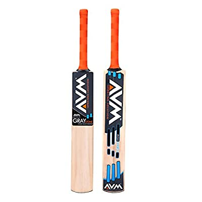 Avm Grey Stone Kashmir Willow Cricket Bat