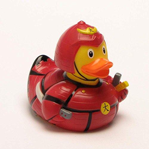 Samurai Rubber Duck | anatra di bagno | paperella di bagno | anatra di gomma | Gioco per il bagnetto