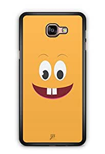 YuBingo Surprised Smiley Mobile Case Back Cover for Samsung Galaxy A9