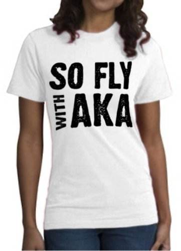 Alpha Kappa Alpha So Fly T-Shirt