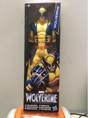 12inch 30cm The Avengers Super Hero Wolverine (With Box) (Xmen Fancy Dress)