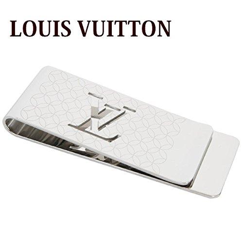 (ルイヴィトン) LOUIS VUITTON マネークリップ 札ばさみ パンス・ビエ・シャンゼリゼ シルバー M65041