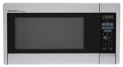 sharp-countertop-microwave-oven-zr451zs-13-cu-ft-1000w-stainless-steel-with-sensor-cooking