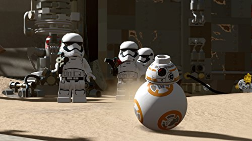 LEGO Star Wars: The Force Awakens  galerija
