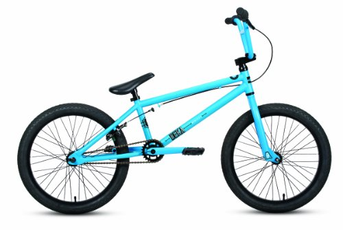 Huffy Boy's Deka BMX Bike, Matte Blue, 20-Inch